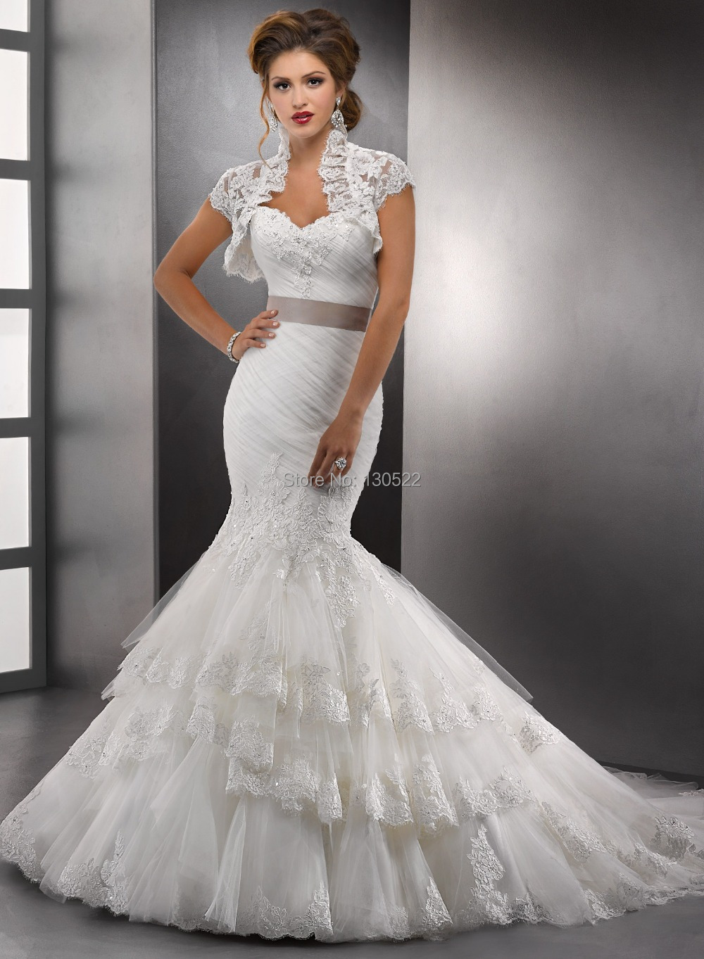 Vestidos de novia para se oras maduras – Vestidos de noche ...