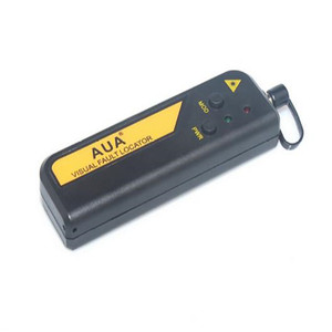 Image 2 - Free shipping AUA Mini 10mw Fiber Optic Laser Visual Fault Locator, Fiber Optic Cable Tester 10KM