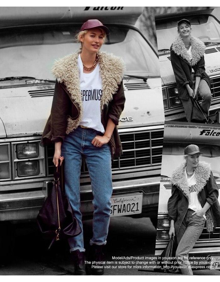 Premium high Women`s Plus Size High Waist Washed Light Blue True Denim Pants Boyfriend Jean Femme For Women Jeans 1