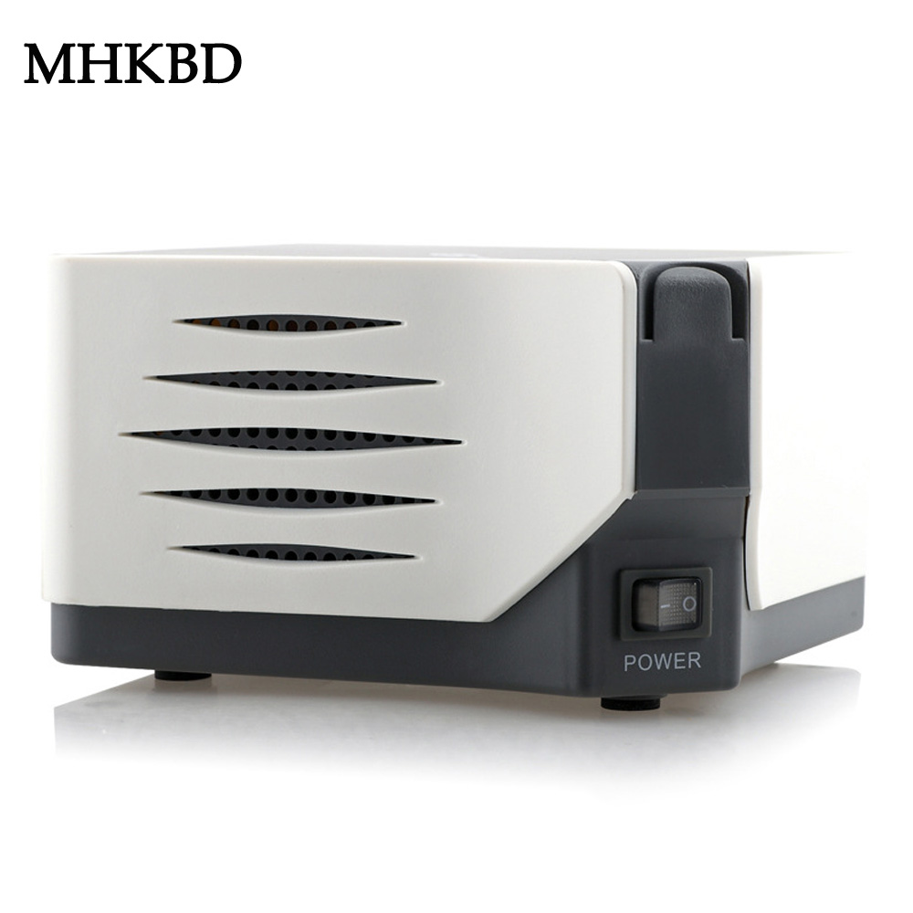 MHKBD Home Nebulizer Asthma Health Compressed Air Care Nebulizer Inhale Mistorizer Medical Equipment Nebulizador Adult Child yuwell baby ultrasonic nebulizer adult vporizer portable health household child cough asthma medical equipment humidifier nm211c