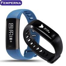 Femperna оригинальный R5 Pro Водонепроницаемый IP67 smart Сердечного ритма крови Давление кислорода оксиметр спортивные часы wirst для IOS Android