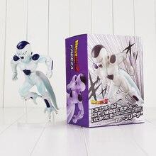 18cm Dragon Ball Z Freeza Figure Toy Final Complete Body Mode Frieza Anime DBZ Collectible Model Doll