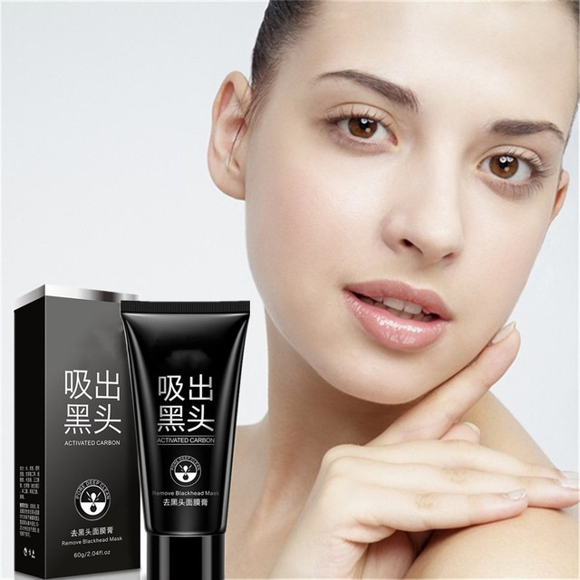 Top quality the Magnetic Plasticine Black Mud Face Mask Blackhead Remover Clean Deep Cleansing Peel Acne Treatment acne