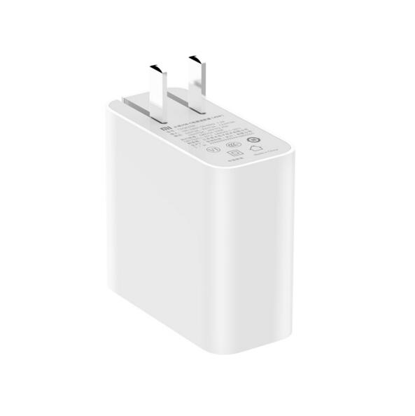 Image 3 - Original Xiaomi USB C 45W 65W Quick Charger Output Type C Port USB PD 2.0 QC 3.0 Power adapter Mi laptop air 13.3 12.5 pro 15.6-in Mobile Phone Chargers from Cellphones & Telecommunications