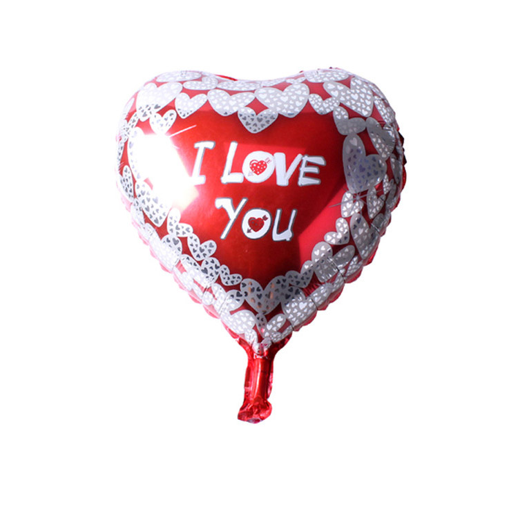 Intellective Hoomall Wedding Decoration Inflatable Balls For Holidays Diy Helium Balloons Baby Shower Party Supplies 5pcs Heart Foil Balls Curing Cough And Facilitating Expectoration And Relieving Hoarseness Home & Garden Event & Party