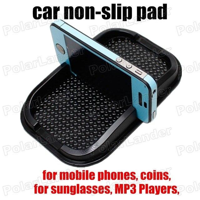 Tiene objetos en Dash elegante de la alta calidad coche antideslizante Mat antideslizante Sticky Phone Pad antideslizante Mat cojín del coche del sostenedor del teléfono
