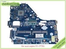 V5we2 LA-9531P Rev 1A pour acer aspire E1-572G ordinateur portable carte mère i5-4200u CPU + Radeon R7 M265 DDR3L