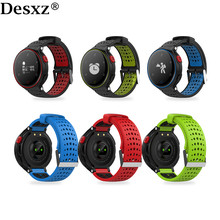 Desxz Smart Watch IP68 Waterproof 4.0 Bluetooth 0.96 Inch Blood Pressure Tracker Heart Rate Sleep Monitor For Android IOS Sports