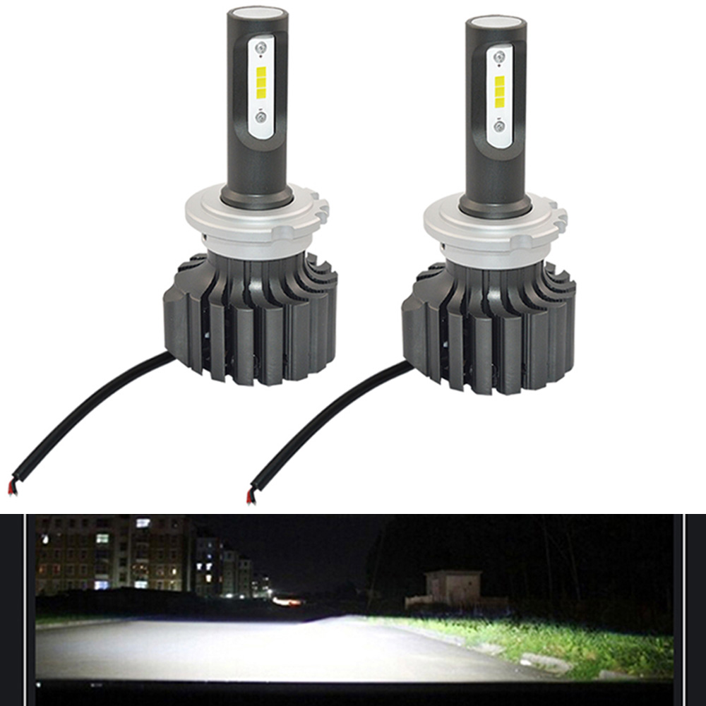 D1 D2 D3 D4 D1S D2S D3S D4S D1R D2R D3R D4R LED Headlight 8000LM 60W