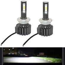 D1 D2 D3 D4 D1S D2S D3S D4S D1R D2R D3R D4R LED Headlight 8000LM 60W 6000K Car Bulb Auto Lamp Conversion Kit 12V 24V