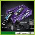 Batería Extra de Titanio Marca Cuchilla de Corte de Pelo Profesional Hairclipper Cortapelos Cortadora Esquilador Eléctrica 100-240 V