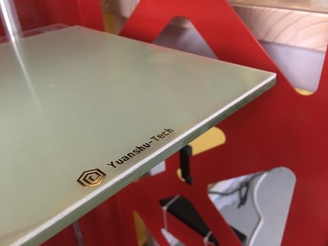 Creality 10 S, для сборки пластины из стекловолокна, с подогревом, для моделей S4, CR 10, S5, 10 S, для сборки, из полипропилена, в виде пластины из стекловолокна
