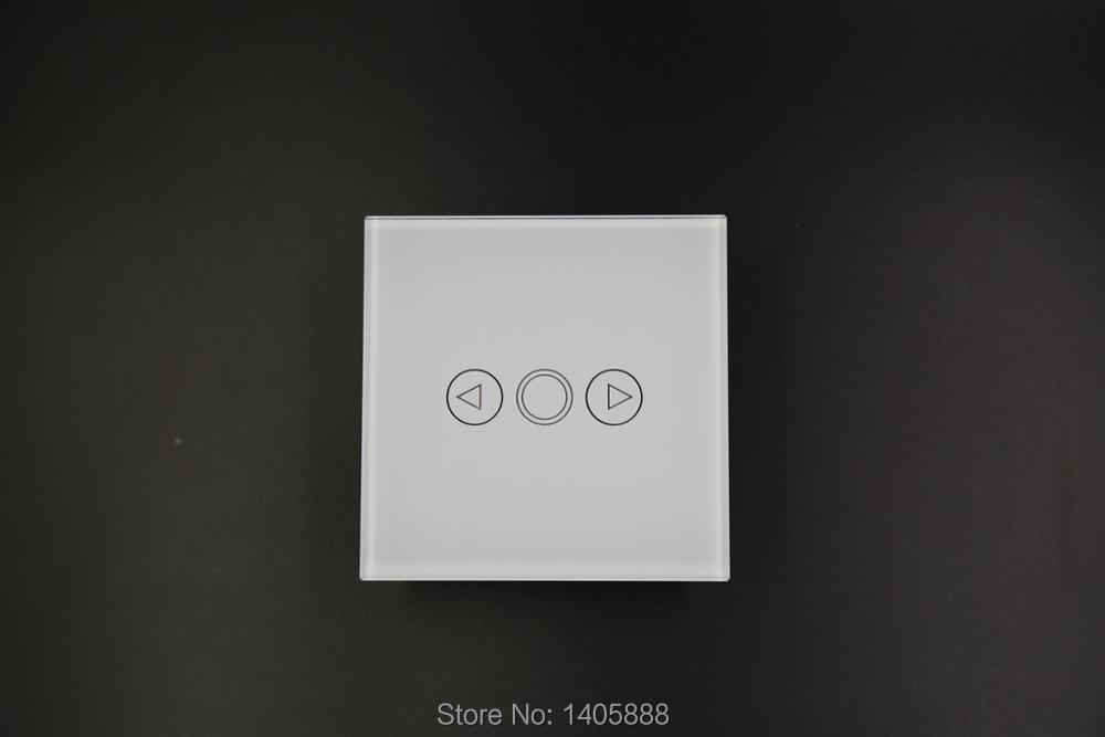 UK Standard Touch dimmer Switch 1Gang 1Way,Wall Light Touch Screen Switch,Crystal Glass Switch Panel,Single FireWire touchsensor smart home uk standard crystal glass panel wireless remote control 1 gang 1 way wall touch switch screen light switch ac 220v