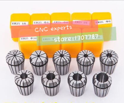Collets Engraving-Machine ER20 10mm 12mm 5mm 8mm 7mm 9mm 6mm 13mm 5pcs 4mm Choose