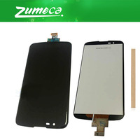 With/Without Frame For LG K10 K410 K410TV K420N K430 K430DS LG K430DS LCD Display+Touch Screen Digitizer Black White Color+Tape