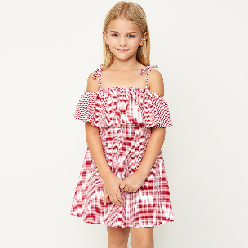 5Pcs/Lot New Fashion Flower Baby Girl Dress Cute Toddler Girl Dress Girl Party Dress Children Casual Clothes Age 3 10 Years-in Dresses from Mother cool clothes for girls age 10 – Google Search | My style.