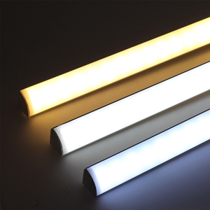 Image 5 - LED Tube Lamp for Wall Corner LED Bar Light DC 12V 50cm SMD 5730 Rigid LED Strip Light Under Cabinet Light Kitchen Home Decor