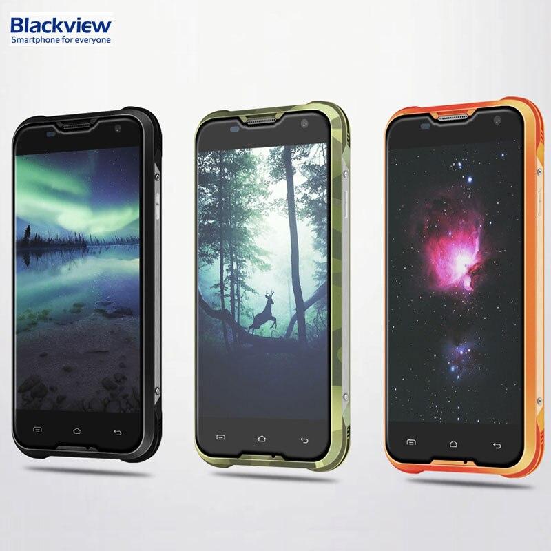"Original Blackview BV5000 5.0"" Android 5.1 Smartphone MTK6735P Quad Core 1.0GHz ROM 16GB+RAM 2GB GPS GSM & WCDMA & FDD-LTE"
