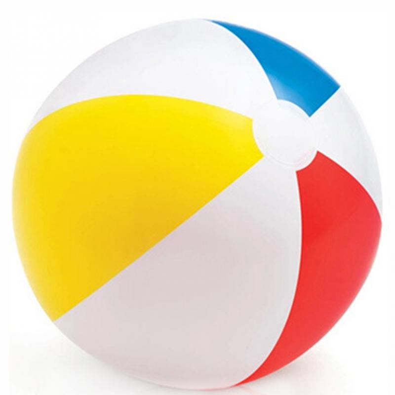 Random Color 41 CM Inflatable Beach Ball For Children/Adults Swimming Pool Water Fun Or Outdoor Beach Ball Knocked