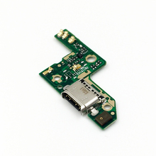 Dock Connector USB Charging Charger Port Flex Cable with Microphone Board For Huawei Honor 8