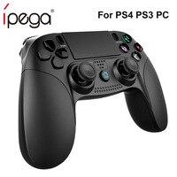 Ipega XB 006 Bluetooth wirless Controller For PS4 PS3 PC mandos ps4 game joystick vs ipega 9023 for pubg game