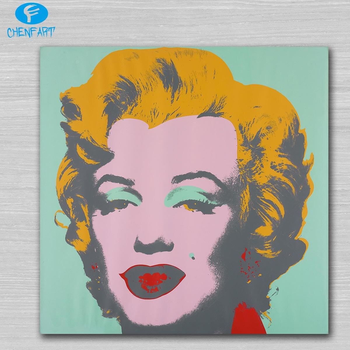 ⑧Marilyn Monroe 1967 iii pop art print Pared Pintura cuadro ...
