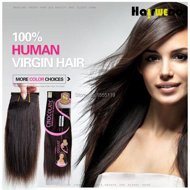 3 Colors Wholesale Chocolate Hair 100 7a Unprocessed Brazilian