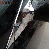 KIA SPORTAGE 2010 2013 Mirror Bracket Chrome Molding Set
