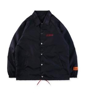19ss New Heron Preston Jackets Men Women Coach High Quality Coats  Black Heron Preston Jackets Streetwear Heron Preston Jackets