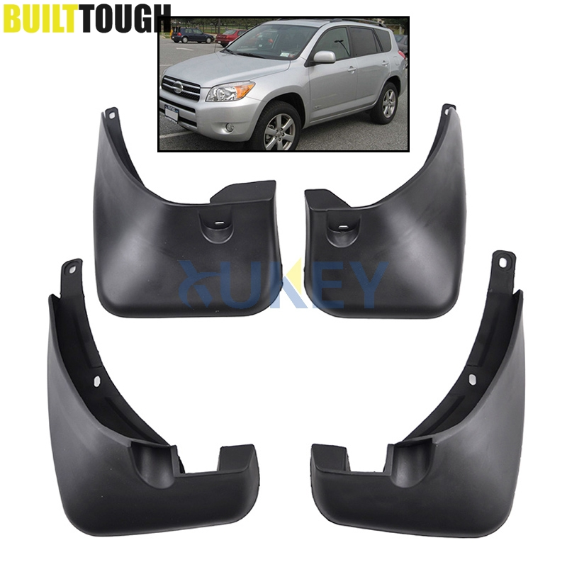 Fit For TOYOTA CAMRY 2007 2008 2009 2010 2011 Mud Flaps Splash Guards Fender Kit