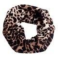 Новый Леопард Зебра шаблон Многоцветный Детей Теплый Шарф Мальчик в Девочке Шарф Шаль Зима Шейный Платок Куэльо Аксессуары # YL10