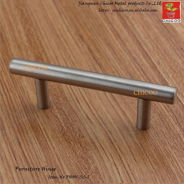64mm mitte zu mitte edelstahl Küchenschrank T Bar Türgriff, schrank ...
