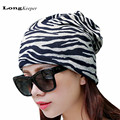 LongKeeper Winter Hat for Women Men Knitted Winter Hats Striped Beanies Skullies Retro Vintage Unisex Gorros Wholesale