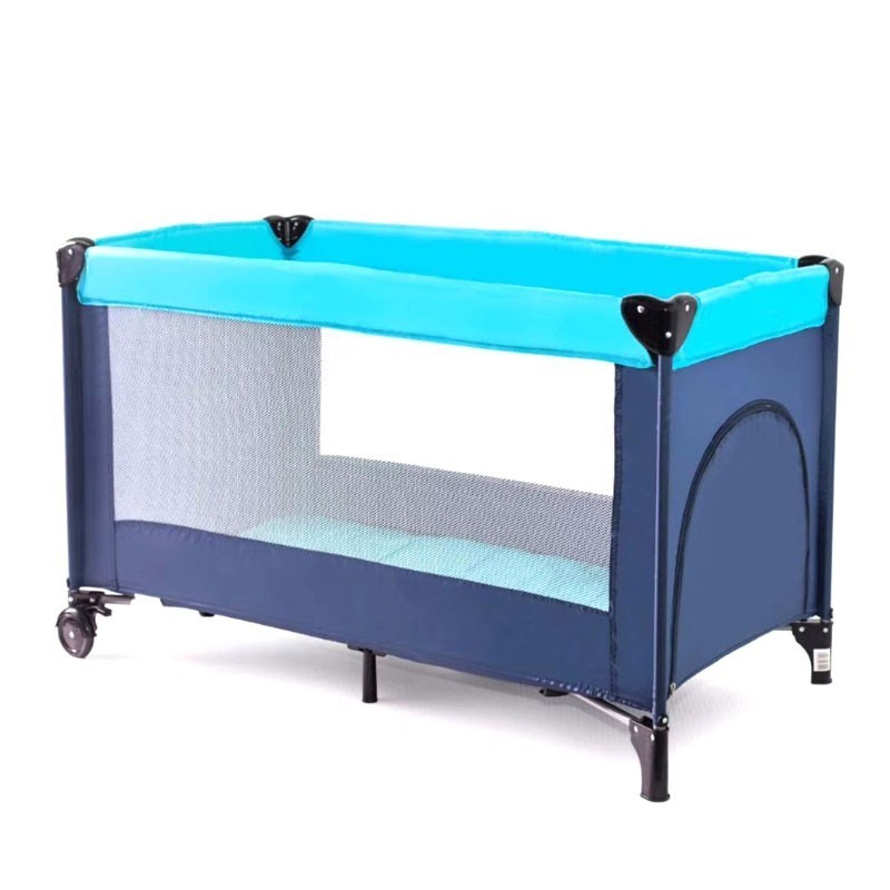 CACX Baby Play Bed Multi Function Crib Removable Portable Folding Boys Girls Game Cots Children Toddler Beds 125*65*75 CM 4ColorCACX Baby Play Bed Multi Function Crib Removable Portable Folding Boys Girls Game Cots Children Toddler Beds 125*65*75 CM 4Color