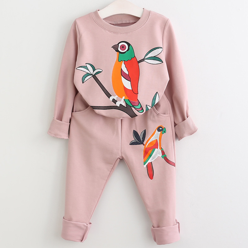 Girls Clothing Sets 2020 Autumn Spring Toddler Girls Clothes Outfit Kids Tracksuit For Girl Suit Children Clothing 4 5 6 7 Year