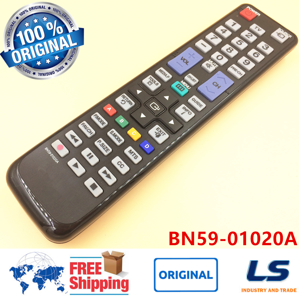 REMOTE CONTROL BN59-01020A 01011A FOR SAMSUNG HD LCD TV