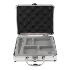 Image 2 - Aluminum Tattoo Case Machine Box with Lock for Tattooing Kits Tattoo Supplies Accessory