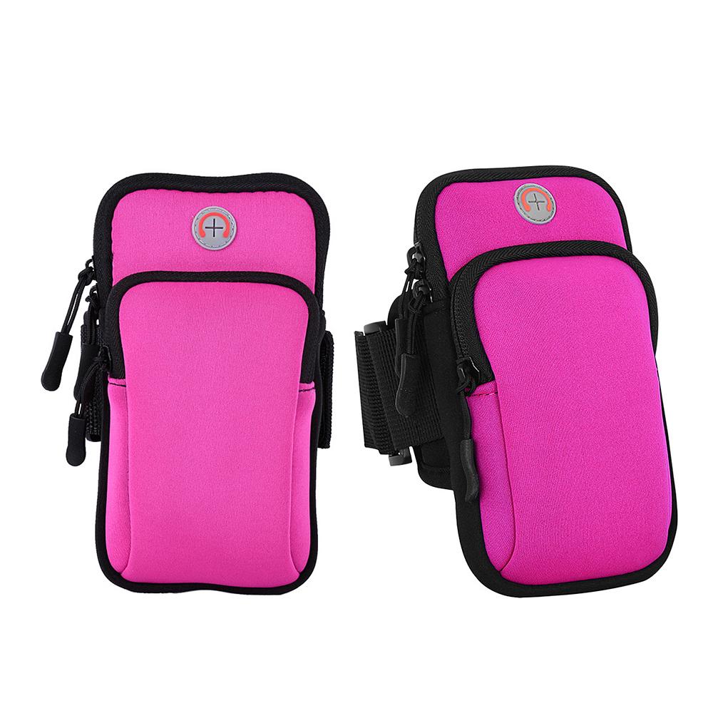 2018 Running Sport Bags Men Women Mobile Phone Arms Package Sport Equipment Jogging Run Bag Accessories Outdoor Climbing Arm Bag 19