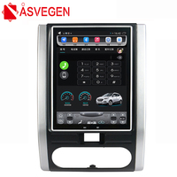 Asvegen 10.4'' Android 6.0 Vertical Screen Car Radio For NISSAN X TRAIL MX6 GPS Navigation Stereo Headunit 4G Multimedia Player
