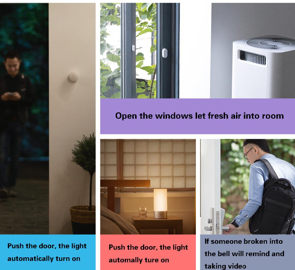 Smart Door and Windows Sensor 3