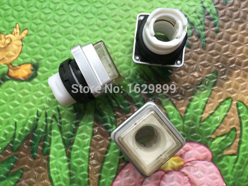 20 pieces DHL free shipping white button, 00.780.2321 SM102 CD102 SM74 MO GTO printing machinery parts ink push button