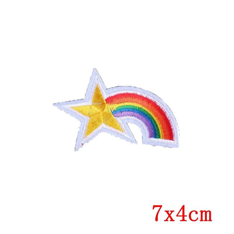Patch Rainbow 7x4cm