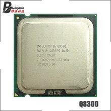 Intel Core 2 Quad Q8300 2.5 GHz Quad-Core CPU Processor 4M 95W 1333 LGA 775