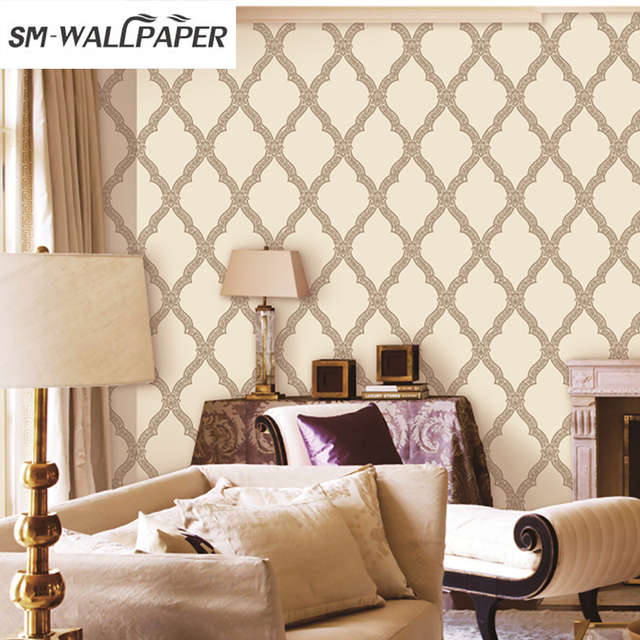 Waterproof Cleanable Cheap Price PVC Vinyl Wall Papers Home Decor Wallpaper