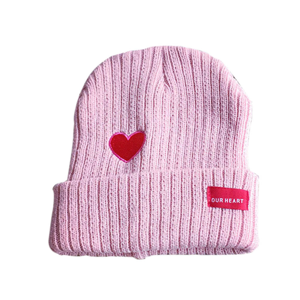 New arrival fashion women winter keep warm cute caps laidies cotton print casual embroidery applique crochet ski hat braided cap
