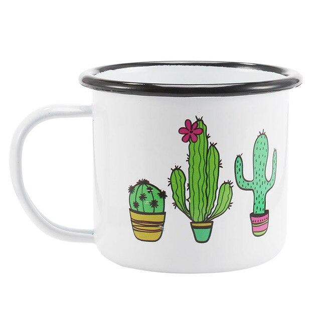 350 ML Enamel Coffee Mug 5