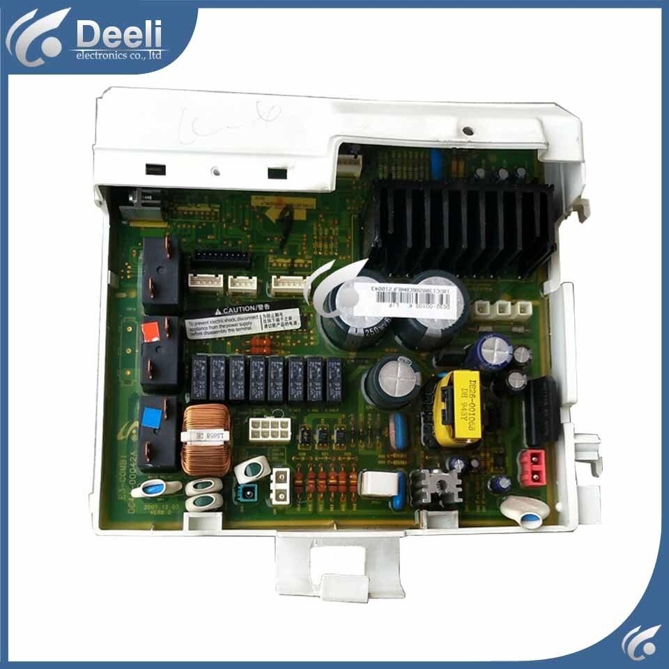 Стиральная машина компьютерная плата WD7602R8D WD9602R8V WD9602R8V/XSC DC92 00103C б/у доска