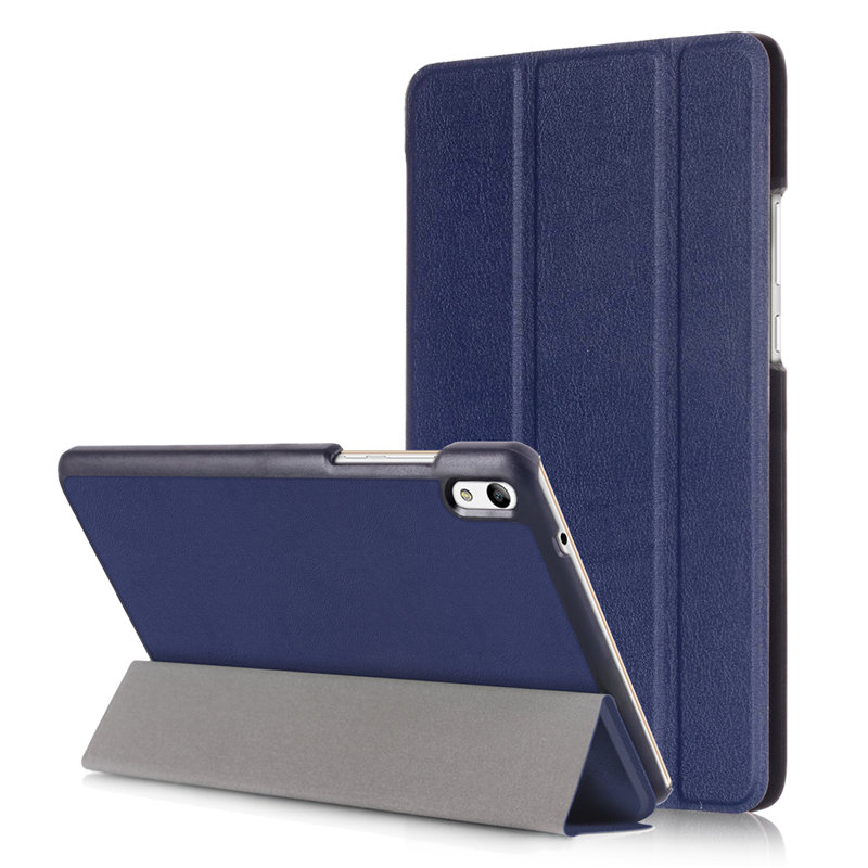 Ultra Slim Lightweight PU Leather Folio Case Stand Cover for Huawei MediaPad T2 8 Pro Tablet