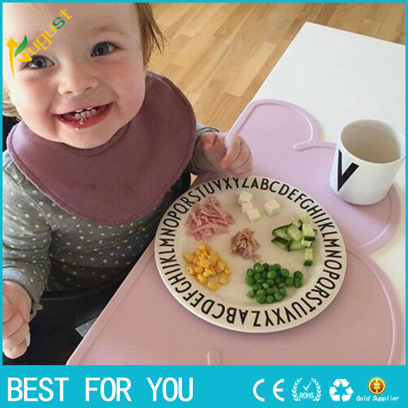 50pcs/lotBaby child cloud silicone mattress insulation mobile plate waterproof environme ...