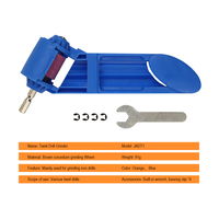 shank כלים יד JelBo תרגיל טוויסט כחול / כתום מטחנות מעשי פולנית מכונת גריסה יד כלים ניידים מחדד Shank ישר (3)